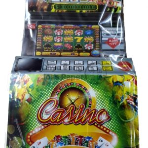 Paper Jackpot Machine for Qing Ming Festival